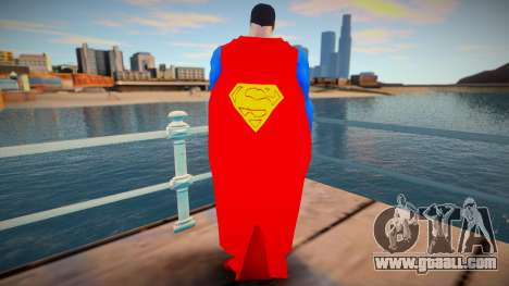 Superman DC Universe for GTA San Andreas