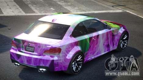 BMW 1M E82 SP Drift S10 for GTA 4