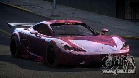 Ascari A10 BS-U S6 for GTA 4