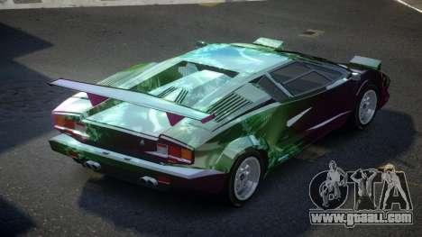 Lamborghini Countach GST-S S10 for GTA 4