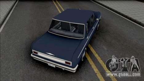 Perennial Sedan Version for GTA San Andreas