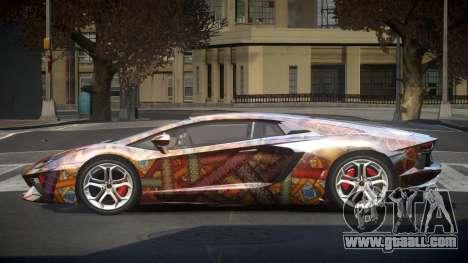 Lamborghini Aventador BS LP700 PJ2 for GTA 4