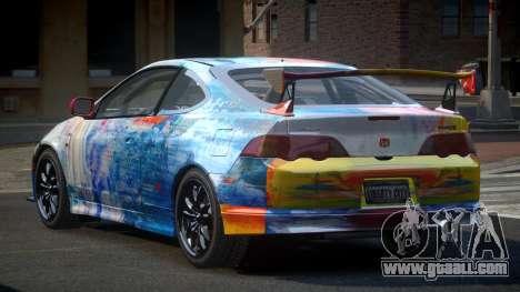 Honda Integra SP S1 for GTA 4