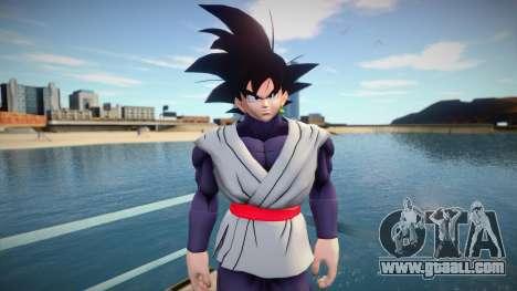 Goku Black for GTA San Andreas