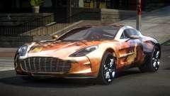 Aston Martin BS One-77 S4 for GTA 4