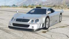 Mercedes-Benz CLK GTR AMG Coupe 1998〡add-on for GTA 5