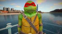 Ninja Turtles - Raphael for GTA San Andreas