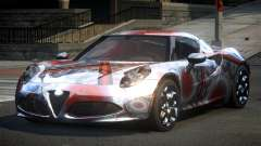 Alfa Romeo 4C U-Style S1 for GTA 4