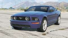Ford Mustang GT 2005〡grey rims〡add-on for GTA 5