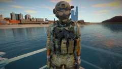 Frost from CoD MW3 for GTA San Andreas