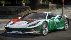 Ferrari F8 BS-R S4 for GTA 4