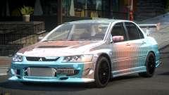 Mitsubishi Evo 8 U-Style S3 for GTA 4