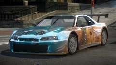 Nissan Skyline R34 US S10 for GTA 4