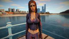 Talia Batman Arkham City for GTA San Andreas