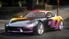 Porsche 718 U-Style S4 for GTA 4