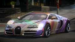 Bugatti Veyron PSI-R S4 for GTA 4