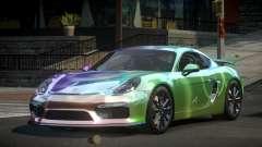 Porsche 718 Cayman GT4 S3 for GTA 4
