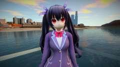 Megatagmesion Neptunia Skin v3 for GTA San Andreas