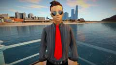 Claude Speed New Suit Combine for GTA San Andreas
