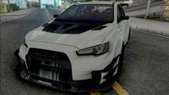 Mitsubishi Lancer Evolution X (SA Lights)