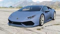 Lamborghini Huracan LP 610-4 (LB724) 2015〡add-on v1.0.1 for GTA 5