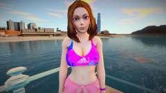 Samantha Samsung Virtual Assistant - (Smartphone for GTA San Andreas