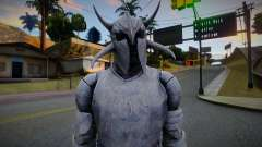 Ares from DC Legends for GTA San Andreas