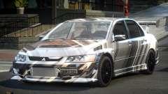 Mitsubishi Evo 8 U-Style S2 for GTA 4