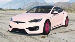 Tesla Model S P100D Prior-Design 2017〡wide body kit v1.1 for GTA 5