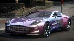 Aston Martin BS One-77 S3 for GTA 4