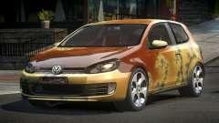 Volkswagen Golf GST S4 for GTA 4