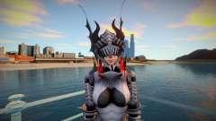 Miri (Dragon Knight) from Vindictus for GTA San Andreas
