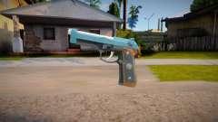 RE2: Remake - Samurai Edge Colt v2 for GTA San Andreas
