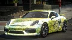 Porsche 718 Cayman GT4 S10 for GTA 4