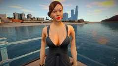 Skin from GTA V v12 for GTA San Andreas