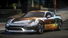Porsche 718 Cayman GT4 S1 for GTA 4