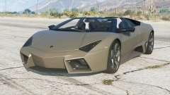 Lamborghini Reventon Roadster 2009〡add-on for GTA 5