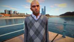 Trevor in a sweater for GTA San Andreas