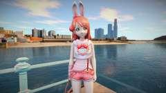 Ayumu Uehara - Exciting Animal [Removable] v1 for GTA San Andreas