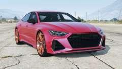 Audi RS 7 Sportback 2020〡add-on for GTA 5