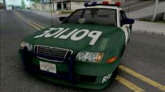 Police Civic Cruiser for GTA San Andreas