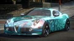 Alfa Romeo 8C US S6 for GTA 4