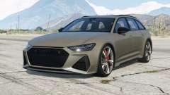 Audi RS 6 Avant (C8) 2019〡add-on v2.0 for GTA 5