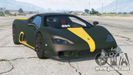 SSC Ultimate Aero 2009 v1.1 for GTA 5