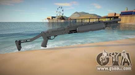 Shotgspa from GTA Online DLC Cayo Perico Heist for GTA San Andreas