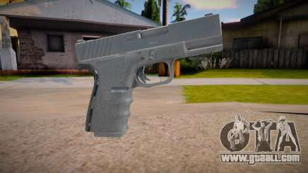 RE2: Remake - Glock 19 for GTA San Andreas