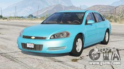 Chevrolet Impala LS 2010 v2.0 for GTA 5
