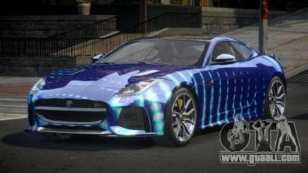 Jaguar F-Type U-Style S5 for GTA 4