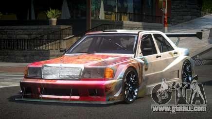 Mercedes-Benz 190E GST-U S7 for GTA 4