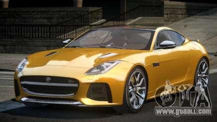 Jaguar F-Type U-Style for GTA 4